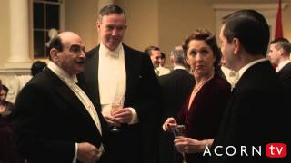 Agatha Christie's Poirot: The Big Four—Exclusive Clip