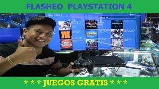 FLASHEO Playstation 4 - Polvoz Azules - Araujuegos