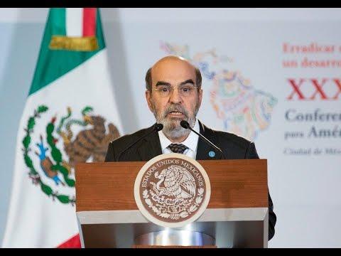 Discurso del Director General de la FAO, Sr. José Graziano da Silva, en LARC34