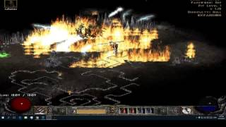 Diablo 2: Farming The Pits (Easy Good place)