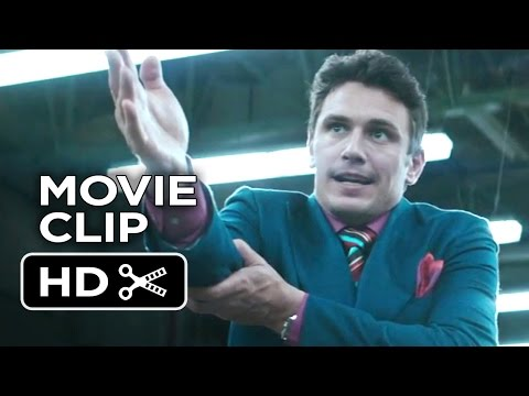 The Interview Movie CLIP - The Sneeze (2014) - James Franco, Seth Rogan Movie HD