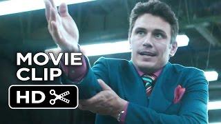 The interview movie clip - the sneeze (2014) - james franco, seth rogan movie hd