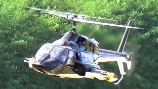 RC HELICOPTER AIRWOLF SCALE TURBINE MODEL