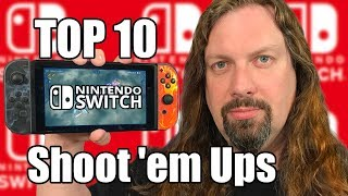Top 10 Switch   Shoot 'em Up Games   Honorable Mentions! (shmups)