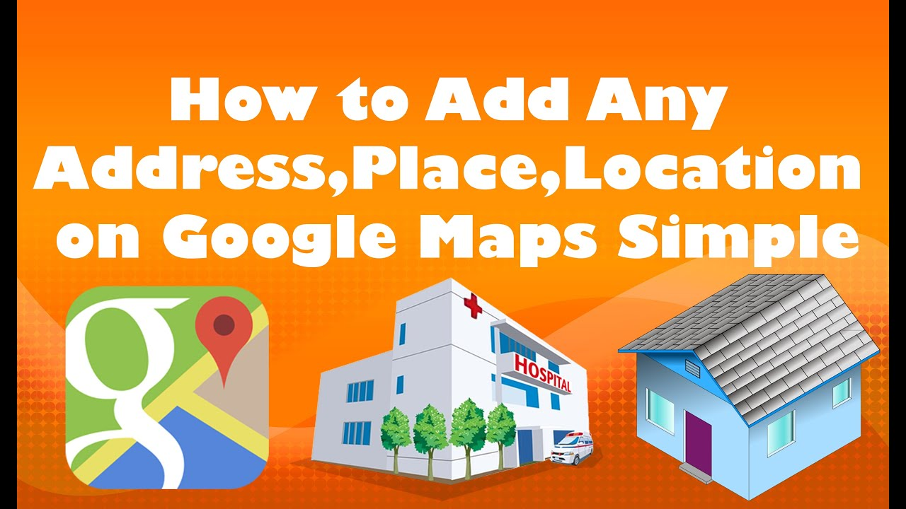 How to add my addressplacelocationbusiness on google maps easily how to add my addressplacelocationbusiness on google maps easily in urdu hindi youtube ccuart Images