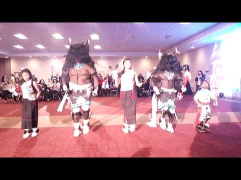 NCAI 2019 NATIONAL CONGRESS OF AMERICAN INDIANS -Buffalo Dancers   Laguna Pueblo