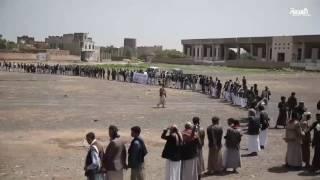 ميليشيات الحوثيين تستخدم النساء والأطفال في المعارك المسلحة.. فيديو