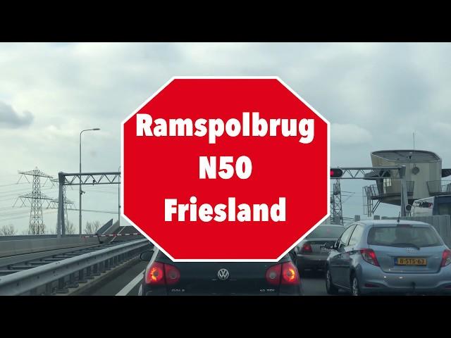 Ramspolbrug N50 Friesland