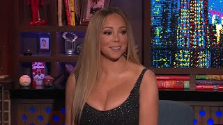 Mariah Carey Reveals Son Moroccan Spit Up on Michelle Obama!