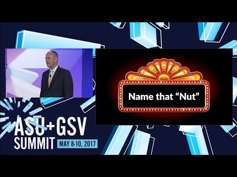 ASU GSV Summit: Monday Evening Opening Keynotes