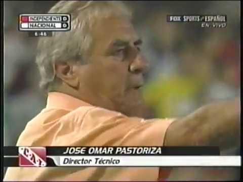 Independiente vs Nacional-Copa Libertadores 2004-Partido completo.