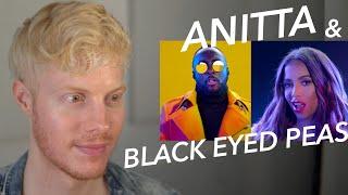 Baixar ANITTA BLACK EYED PEAS EXPLOSION Reaction
