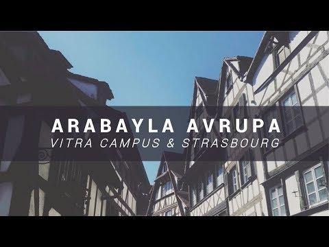 Road Trip Pt.1 - Vitra Campus & Strasbourg
