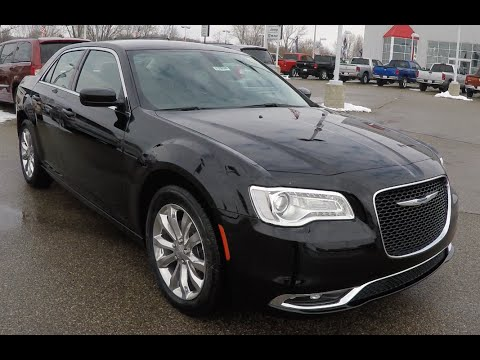 2015 chrysler 300 limited awd black new body style. Black Bedroom Furniture Sets. Home Design Ideas