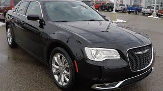 2015 Chrysler 300 Limited AWD Black | New Body Style | Leather | Navigation | 17830
