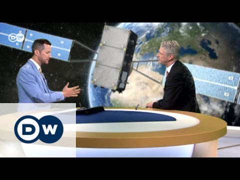 Business and the aerospace industry | Made in Germany - Talk