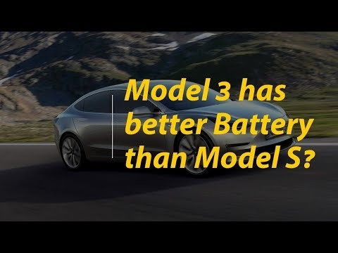 Tesla Model 3 is BETTER than Model S?
