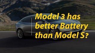 Tesla Model 3 is BETTER than Model S?