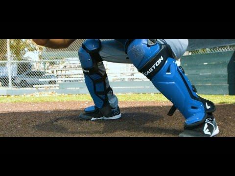Easton - M5 Catcher's Protective Tech Video