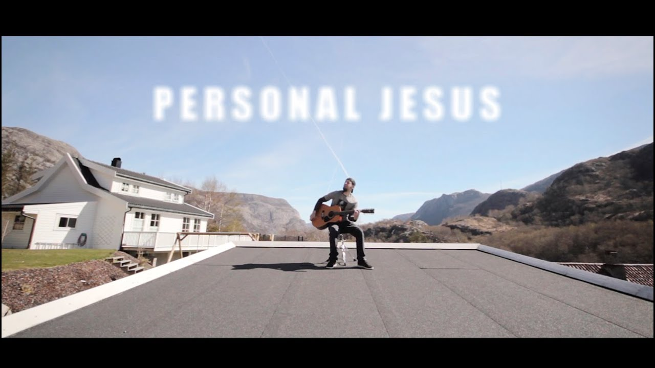 Personal Jesus Acoustic Cover By Leo Moracchioli Chords Chordify