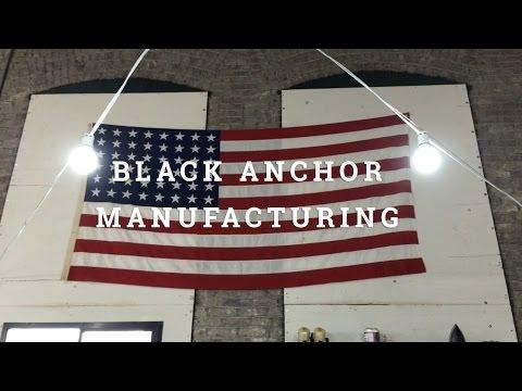 Black Anchor Workshop - Making the Billfold Wallet