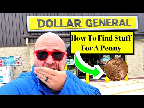 How To Do Penny Shopping At Dollar General
