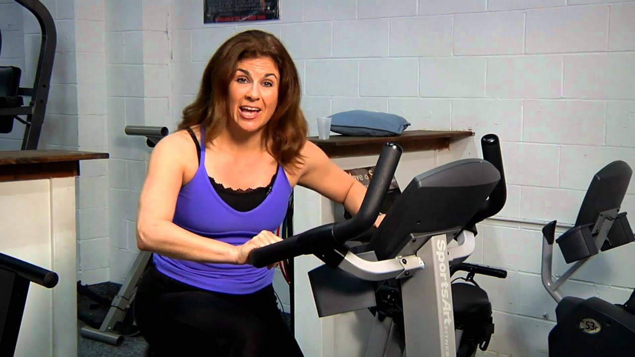 does indoor cycling burn belly fat