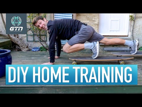 Homemade Training Kit! | DIY Workout Equipment