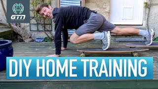 Homemade Training Kit! | DIY Workout Equipment