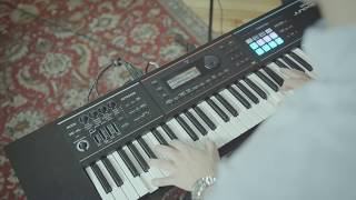 JUNO-DS Synth Scene-5: Access your all-time favorite sounds, in a split second