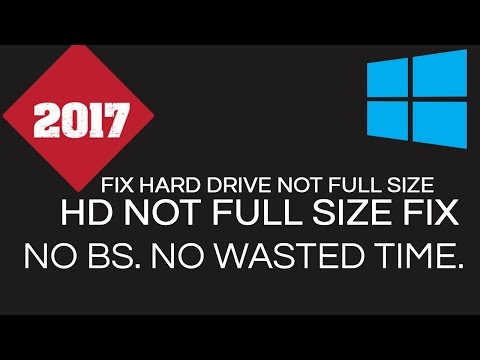 fix-hard-drive-not-showing-full-size
