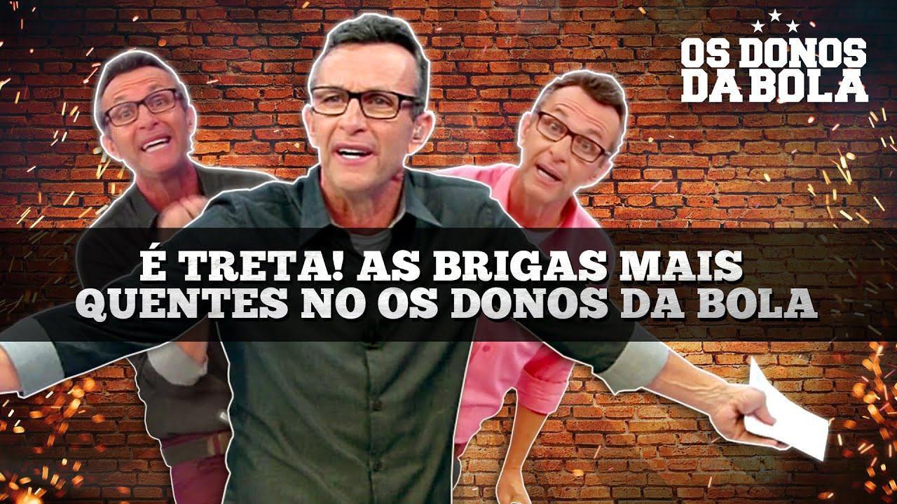 Download AS BRIGAS MAIS QUENTES DO OS DONOS DA BOLA | OS DONOS DA BOLA