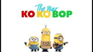 Video EXO - Ko Ko Bop - [ Minion style ] 非常好听 download MP3, 3GP, MP4, WEBM, AVI, FLV Juni 2018