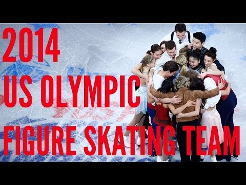 At the U.S. Figure Skating Championships last month, Maia and Alex Shibutani are named to the team of athletes who will be representing the United States at the Sochi Olympics. The video is their own creation.