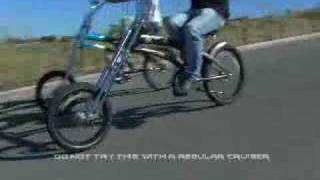 3G BIKES DOWNHILL CHOPPERS