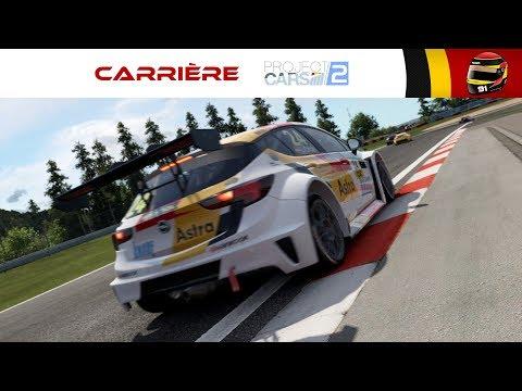 Project CARS 2 - Carrière #36 : RUSH FINAL sur la Nordschleife ! [2K]