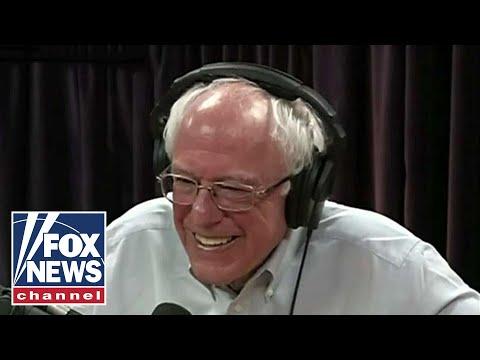Bernie is promising you alien secrets if he wins in 2020