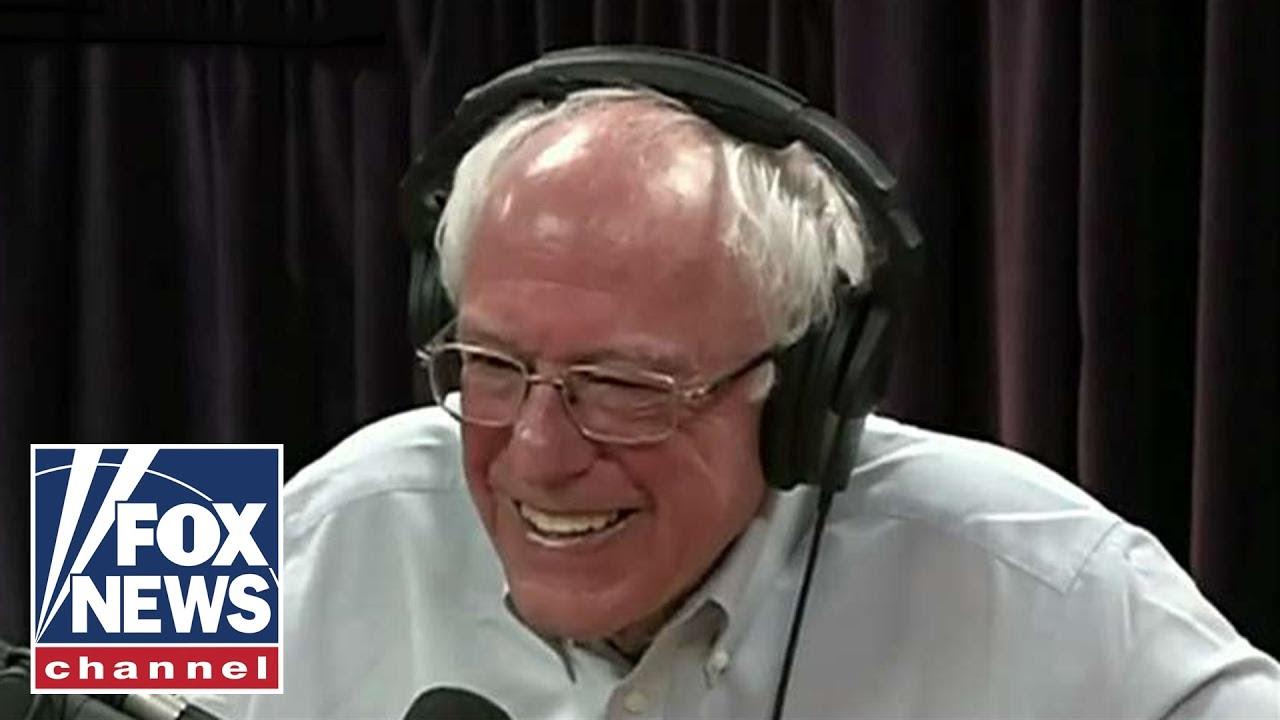 FOX News Bernie is promising you alien secrets if he wins in 2020