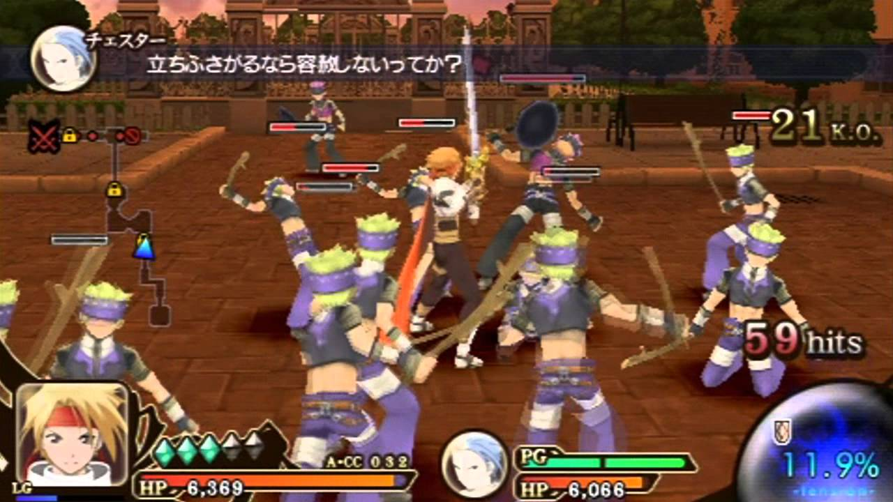 Download Tales of The Heroes Twin Brave Gameplay And 100 Sub Video in One