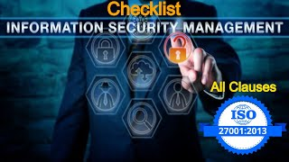 ISO 27001 Audit Checklist - ISO 27001 checklist - ISO 27001 as…