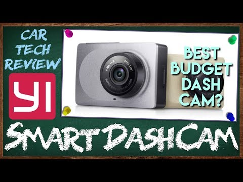 Yi Smart Dash Camera Review || Best Budget Dash Cam?