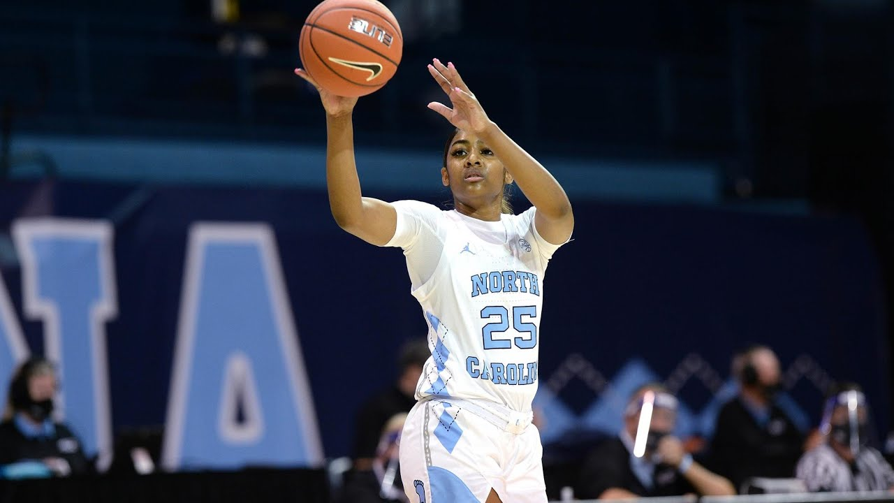 Video: UNC Women's Basketball Handles UNCG, 96-35 - Highlights