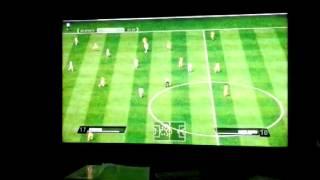 """Bloedrood"" FIFA 11 met Ruben"