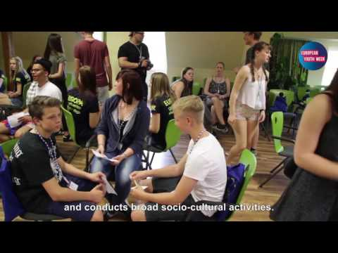 European Youth Week – Daniel Adler, Germany