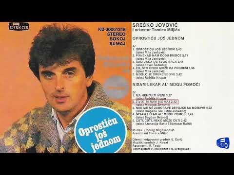 Srecko Jovovic - Zivot bi nam bio raj - (Audio 1986)