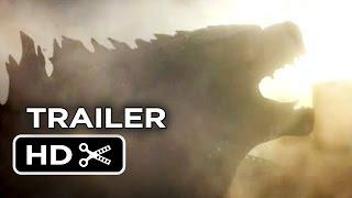 Godzilla Official Fan-Made Trailer (2014) -  Gareth Edwards Monster Movie HD