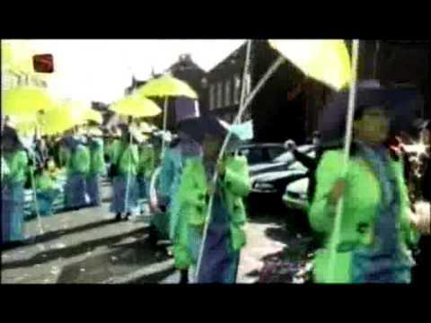 Sjiek Wa in Optocht Kerkrade West 2011 (Beelden RTV Parkstad)