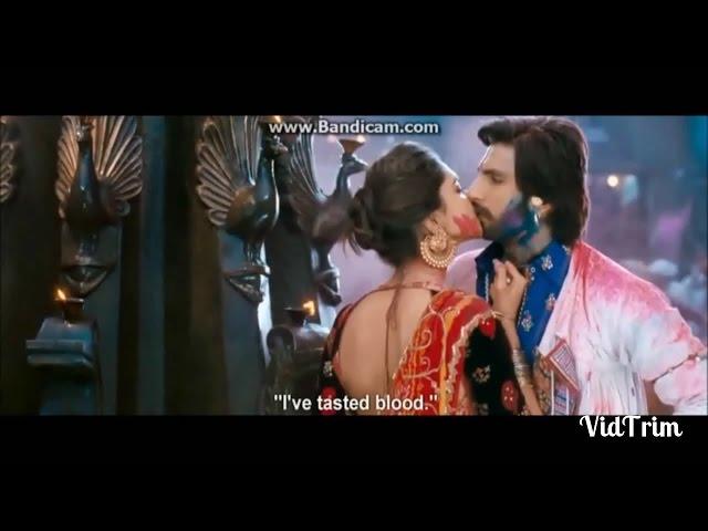 Deepika Padukone Hot KISSING SCENES