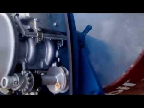 Новый лодочный мотор Ветерок 8м
