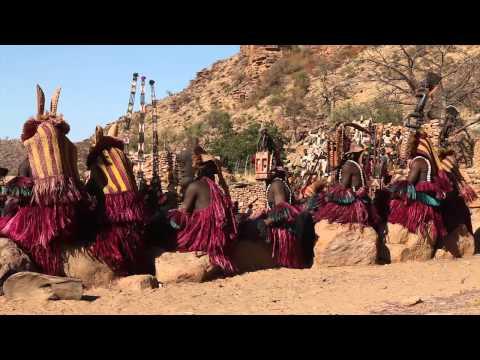 Dogon's Ritual Dance